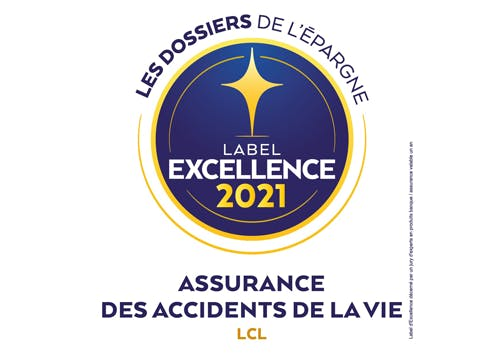 Label assurance des accidents de la vie