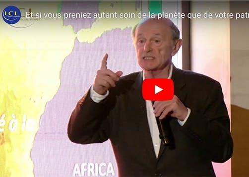 L'urgence climatique par Jean Louis Etienne : Vidéo LCL Banque Privée