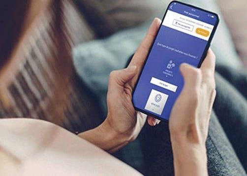 Chez LCL, un parcours 100% mobile pour le crédit conso