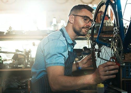 Comment bénéficier de la prime coup de pouce vélo? LCL Banque et Assurance
