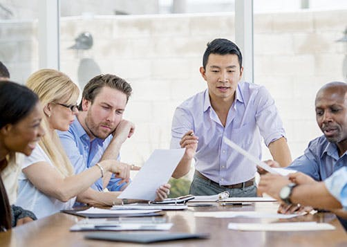 Qu'est-ce que la gestion collective