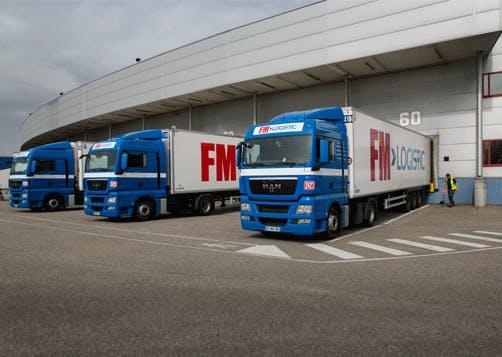 Camions FM Logistic