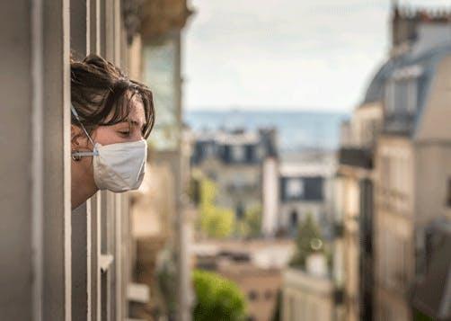 Les urbains à l'épreuve du durcissement des mesures sanitaires : LCL Banque et Assurance
