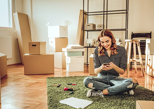Quelle assurance habitation choisir quand on est étudiant ? : LCL banque et Assurance