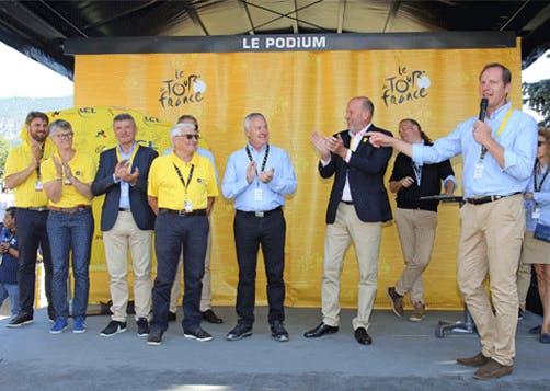 Hommage à Raymond Poulidor