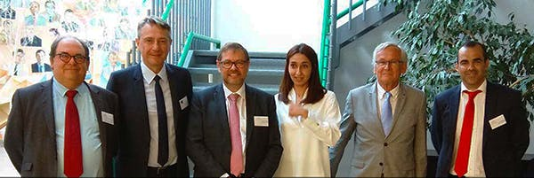 Les nouveaux locaux d'Interfimo accueillent des conseillers Professionnels LCL