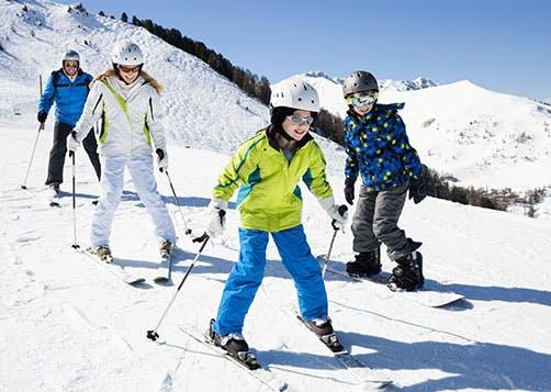 Comment êtes-vous assuré sur vos skis : LCL Banque et Assurance