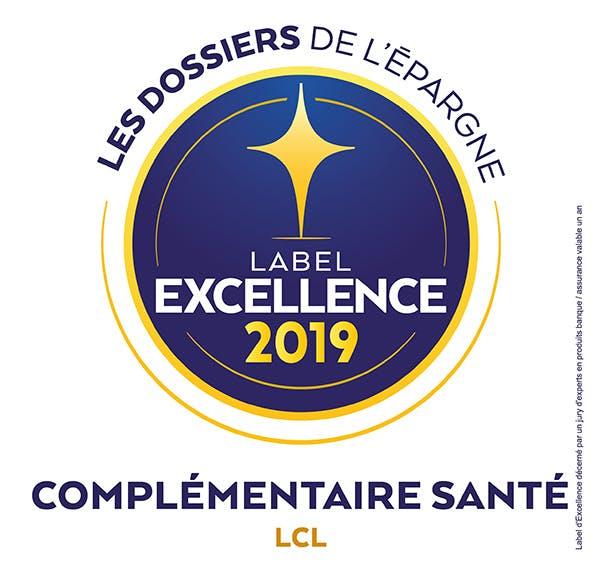 Meilleur complémentaire santé 2019 : LCL Banque et assurance