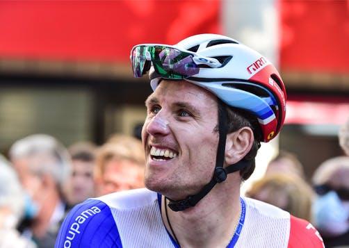 Arnaud Demare remporte Paris-Tours