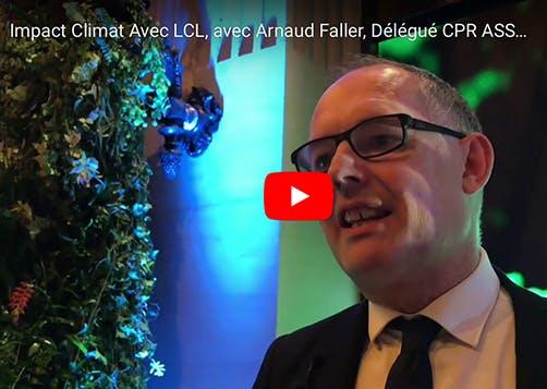 Interview d'Arnaud Faller, Directeur Général Délégué de CPR AM ASSET MANAGEMENT : LCL Banque Privée