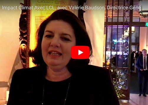 Interview de Valérie Baudson, Directrice Générale de CPR Asset Management et membre du Comité de Direction d'Amundi  : LCL Banque Privée