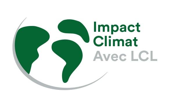 Logo Impact Climat : LCL Banque Privée