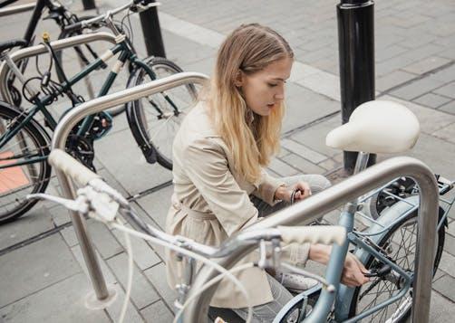Eviter le vol à vélo
