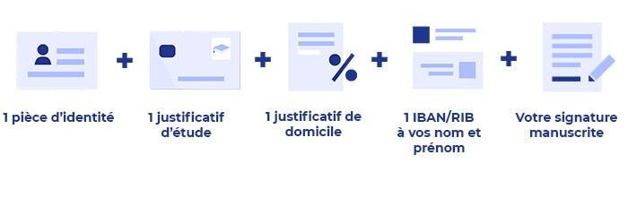 Documents ouverture de compte bancaire étudiant : LCL Banque et Assurance