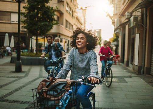 Le marquage des vélos devient obligatoire : LCL Banque et Assurance