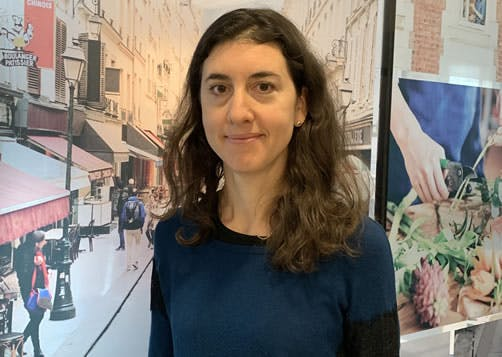 Julie Selas, responsable marketing crédits aux particuliers chez LCL