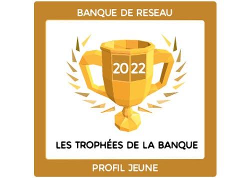LCL reçoit le trophée de « meilleure offre nationale » pour les jeunes