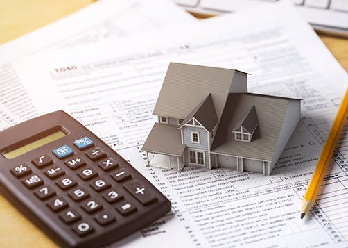 Regime fiscal pour la location  d'un logement vide