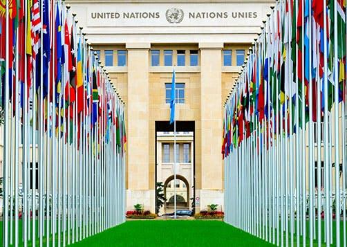 Identité et rôle des grandes institutions internationales