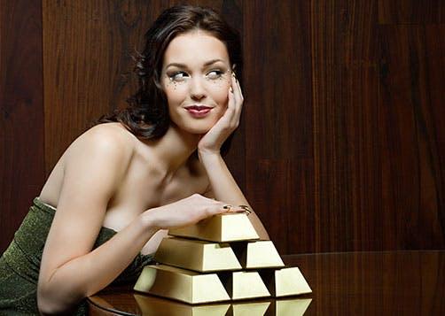 Investir dans l'or : placement atypique LCL Banque et Assurance
