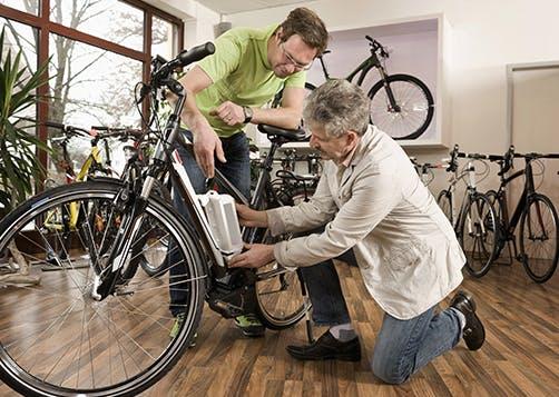 Budget pour un bon modèle de vélo électrique : LCL Banque et assurance