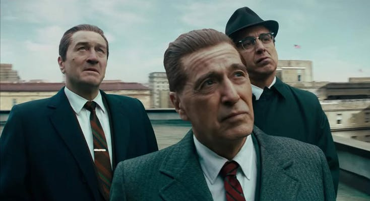 The Irishman - Fonte: IMDb