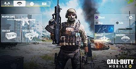 Imagem do jogo Call of Duty Mobile