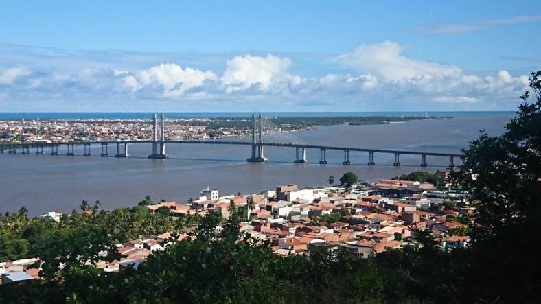 ponte estaiada em sergipe