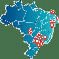 mapa cobertura tim