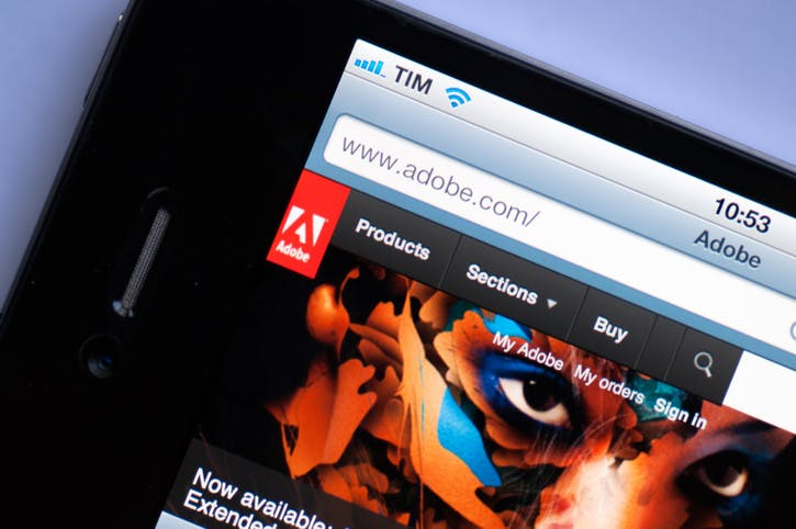 Adobe Site