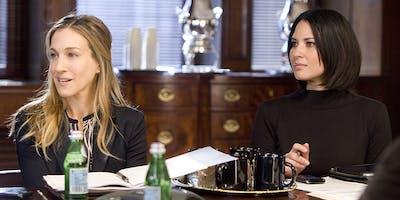 Sarah Jessica Parker and Olivia Munn em Não Sei Como Ela Consegue (2011)