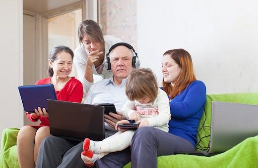 Modem NET Virtua: Conecte toda sua casa com o roteador Wi-Fi NET