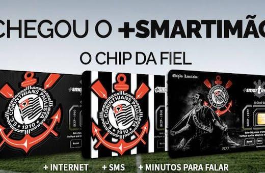 Smartimão: Conheça a operadora de celular do Corinthians - 2018
