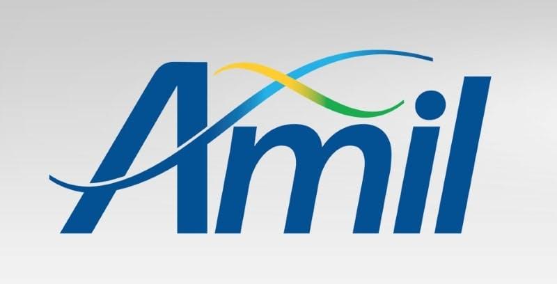 Telefone da Amil - Logo