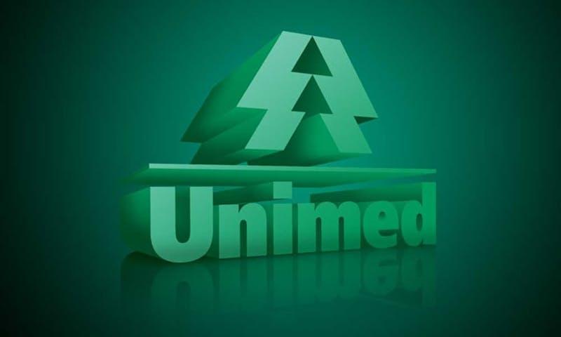 Telefone da Unimed - Logo