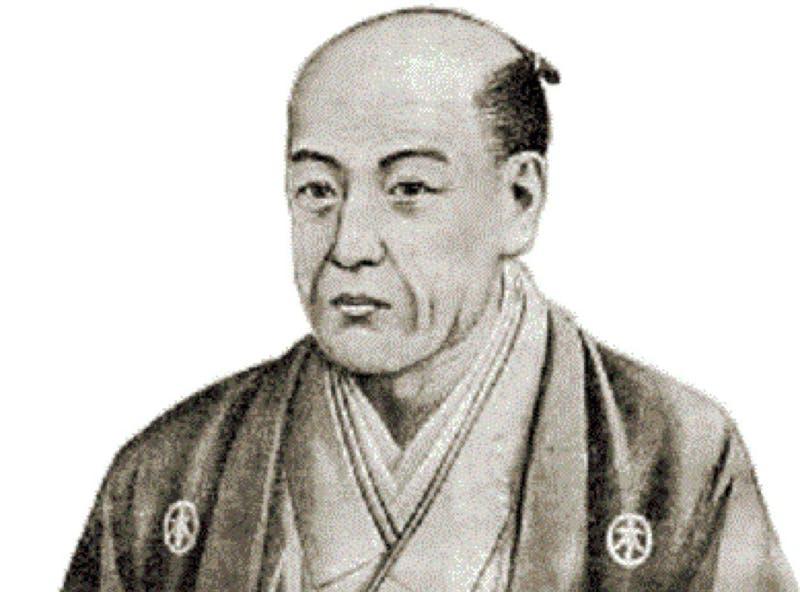 Munehisa Honma, trader de arroz que inventou o candlestick como indicador de preço.