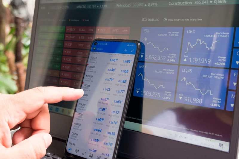 Gráfico para traders: facilidade e objetividade