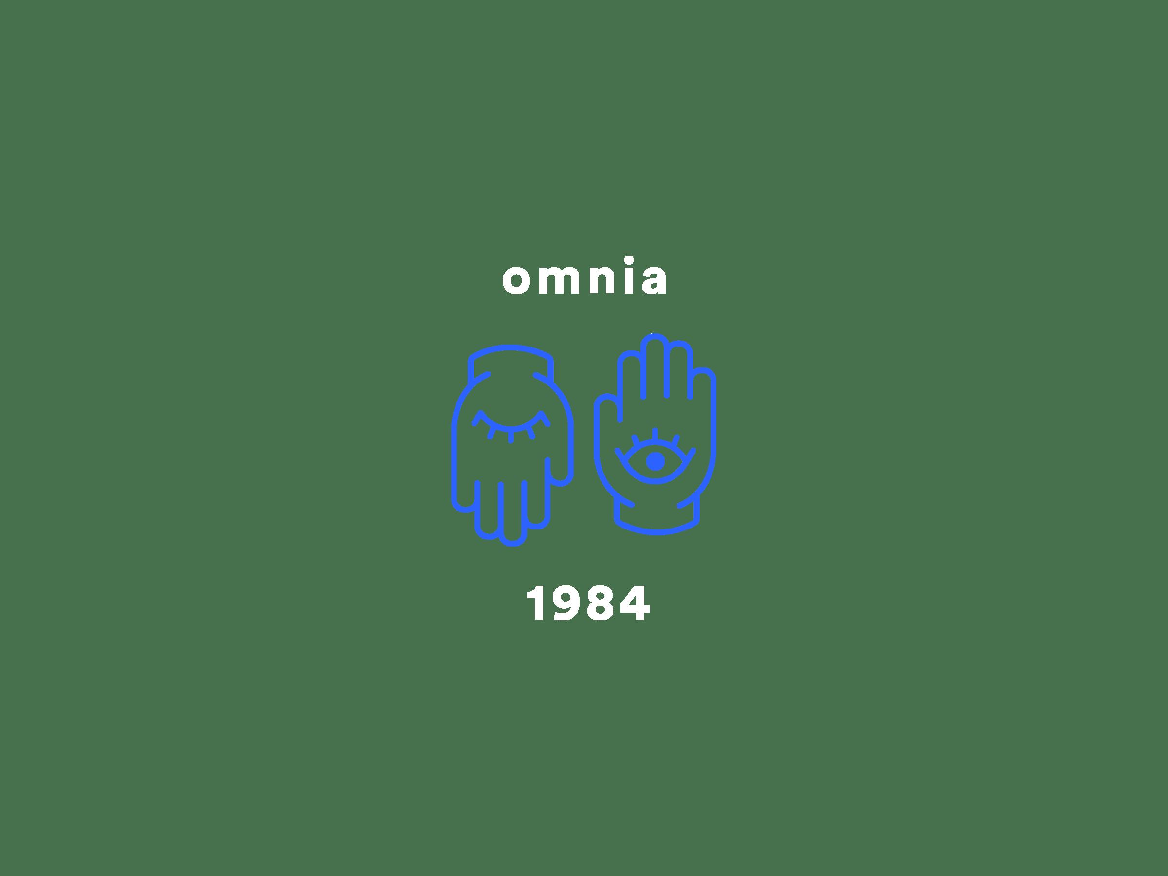 Logo Omnia 1984