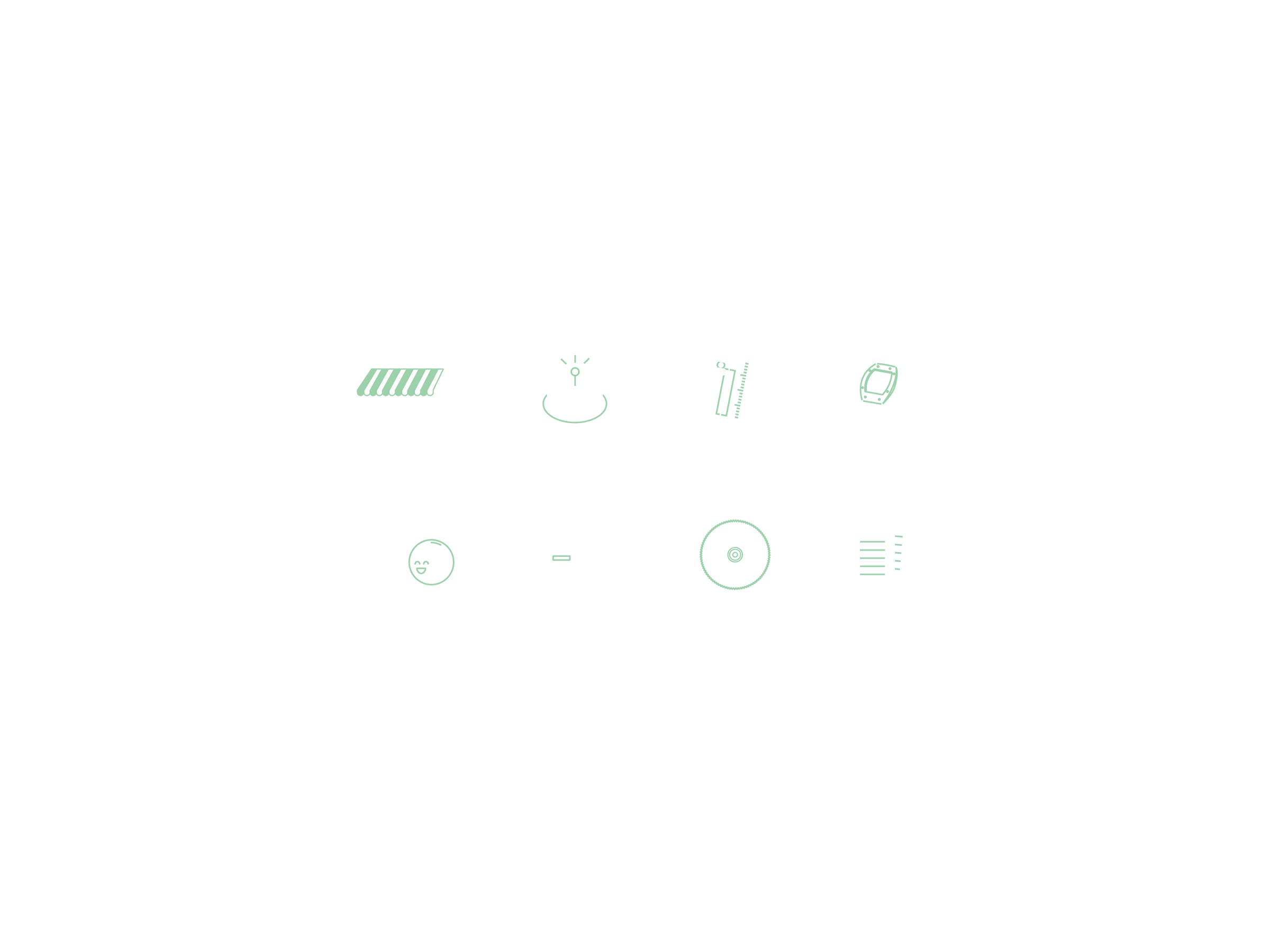 Richard Mille - DAM Category Icons illustrations