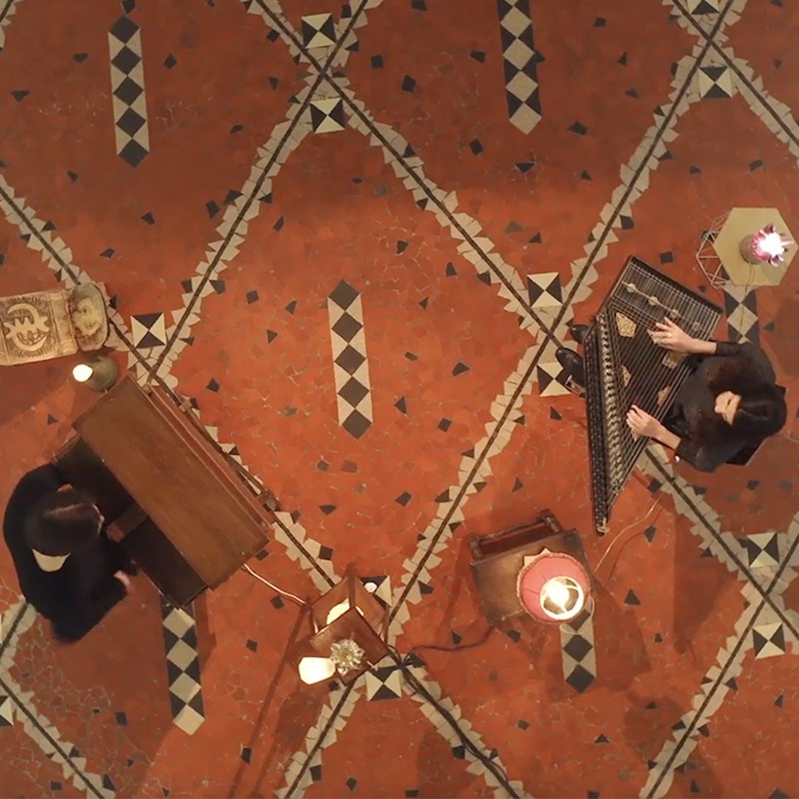 Discover the 4th exhibition of l'Envers du décor at the Palais de la porte Dorée, Paris
