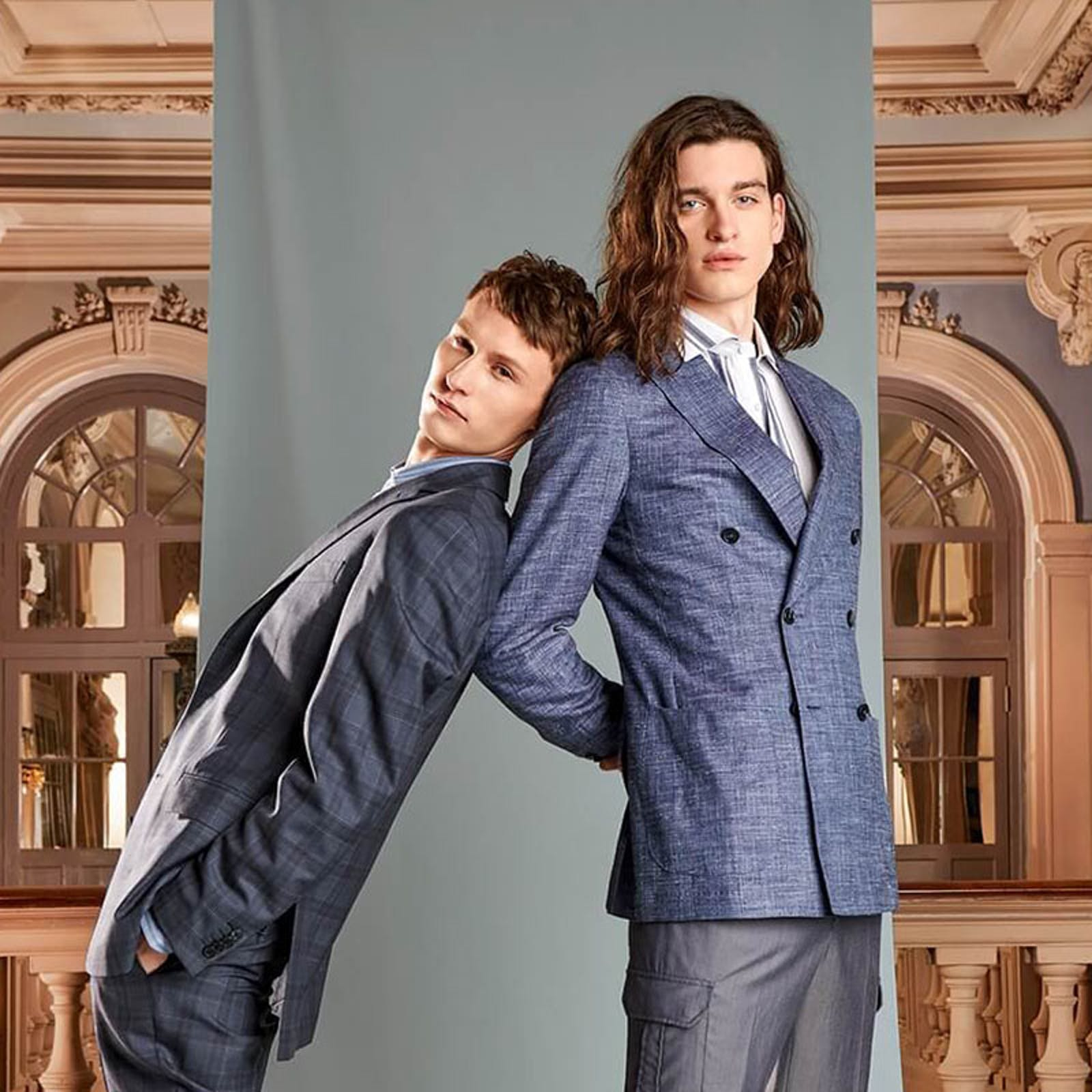 Dormeuil - Collection SS 2021