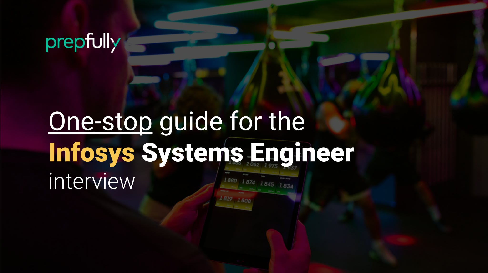 Interview guide for Infosys Systems Engineer