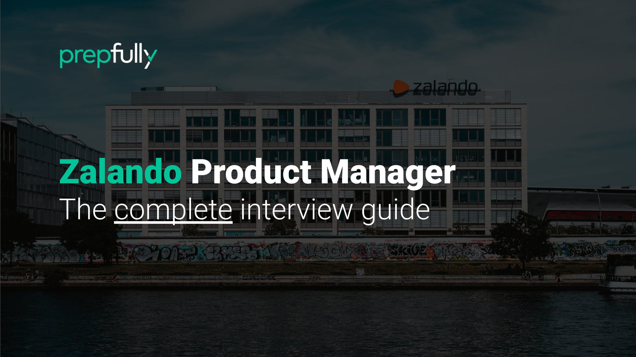 Interview guide for Zalando Product Manager