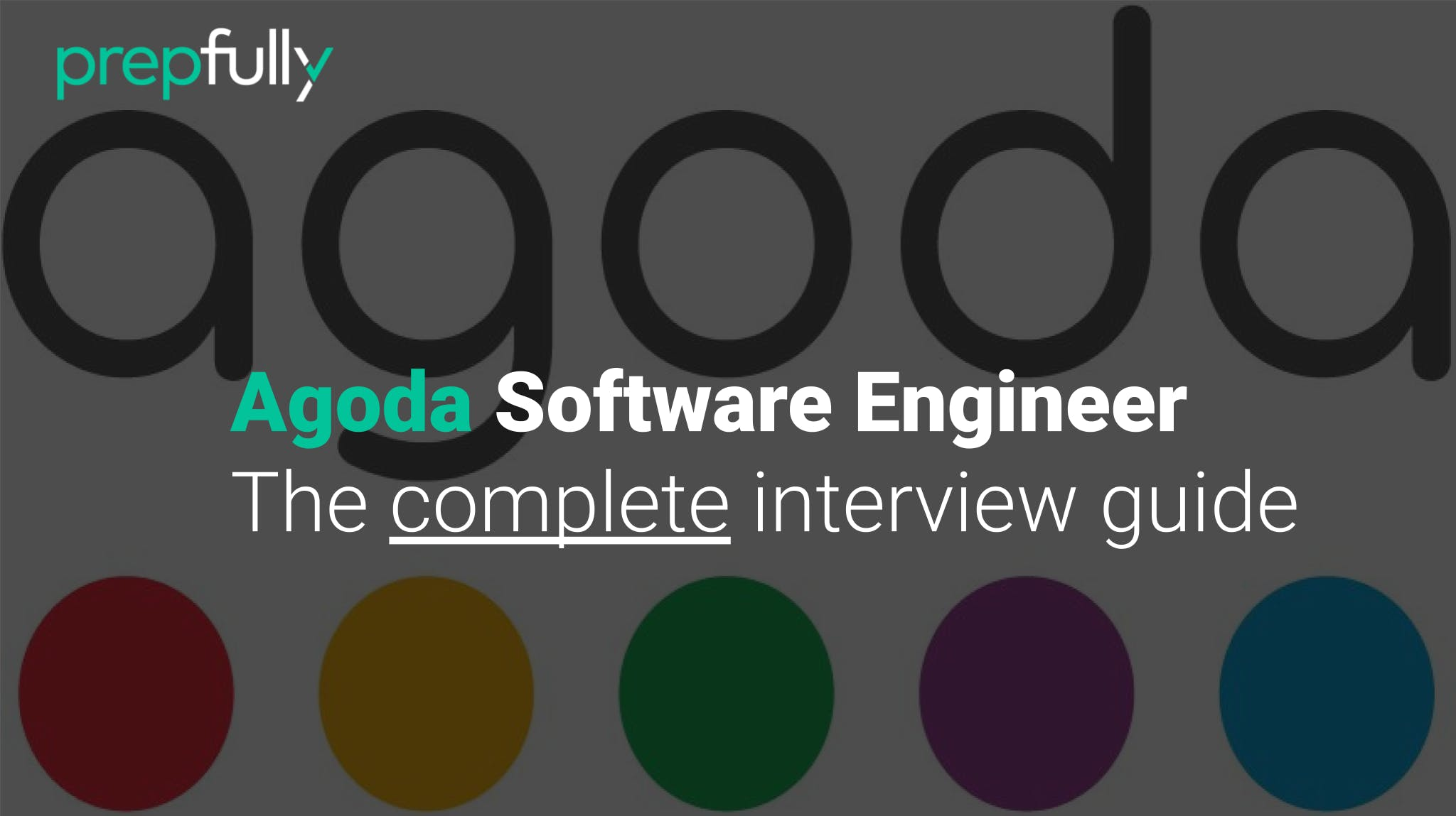 Interview guide for Agoda Software Engineer
