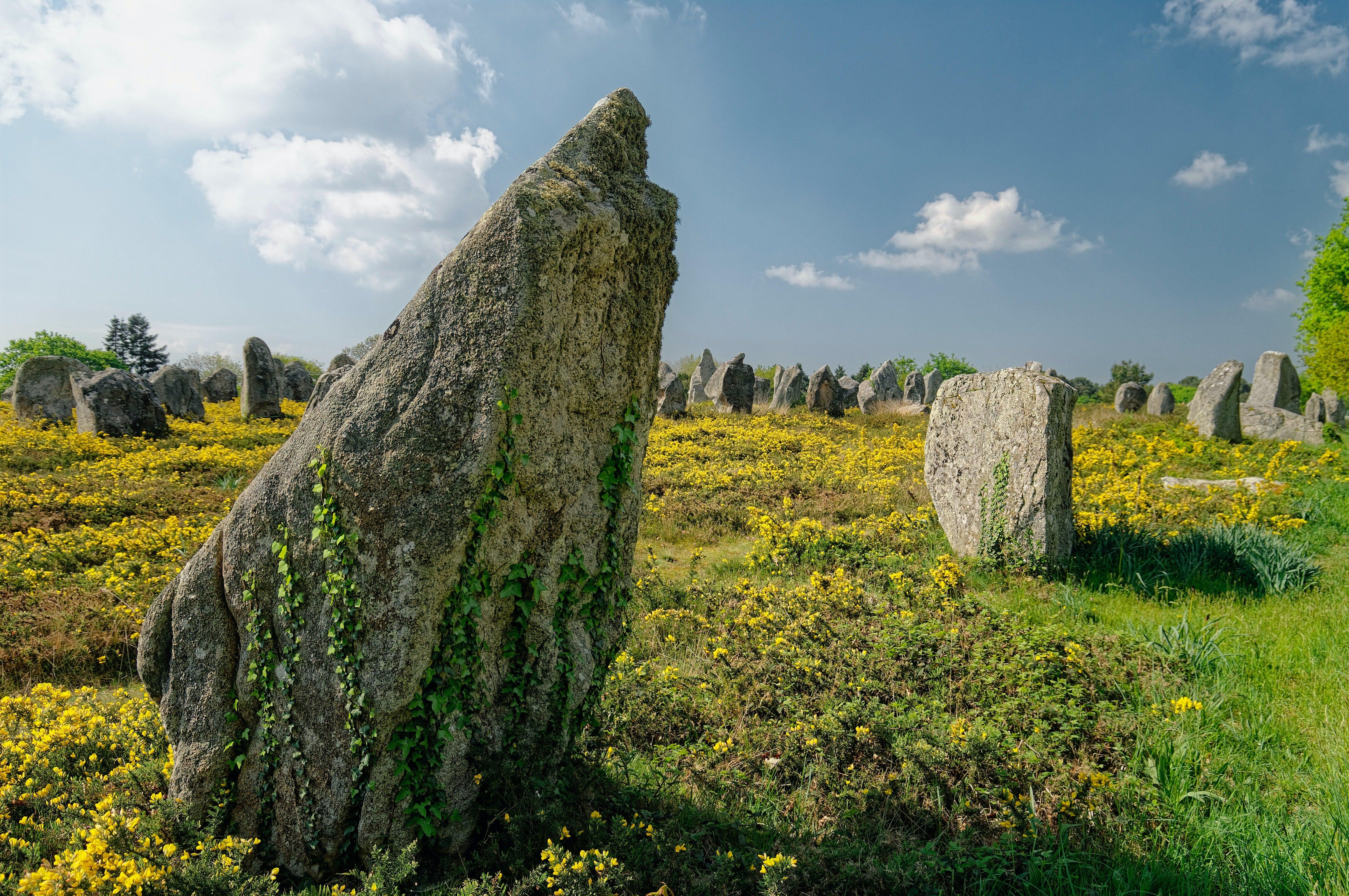 Les mégalithes sont l'oeuvre des premiers agriculteurs