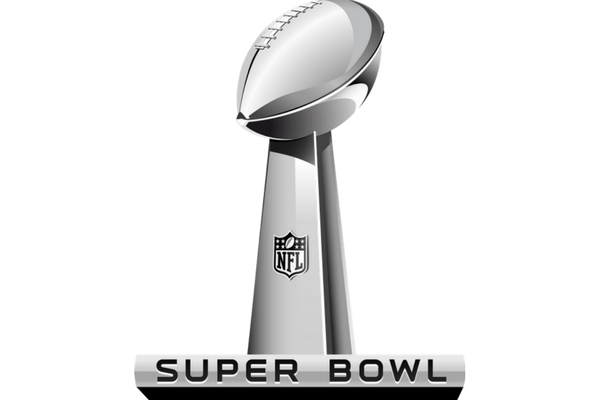 Private jet to Super Bowl