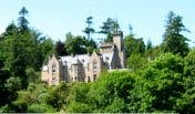 Stonefield Castle Hotel by Helicopter