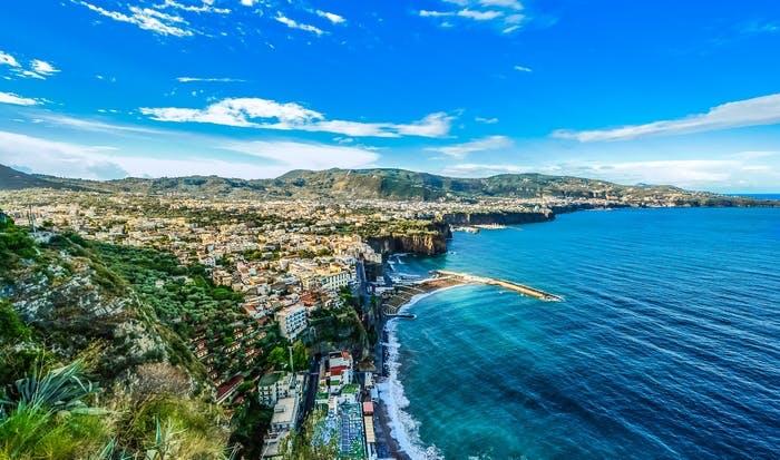 La Côte d'Azur en hélicoptère