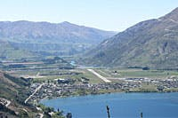 private jet charter Queenstown Airport