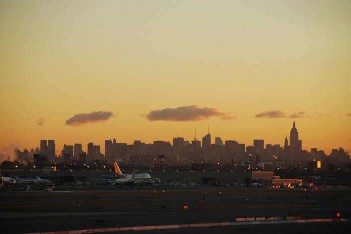 New York JFK airport